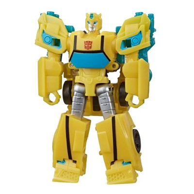 Transformers Bumblebee Cyberverse Adventures Action Attackers Scout Class Bumblebee Action Figure