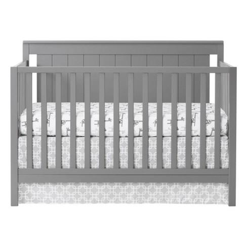 Oxford Baby Lazio 4-in-1 Convertible Crib - image 1 of 4