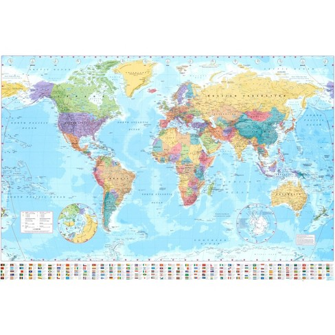Art.com - World Map Collection - image 1 of 2