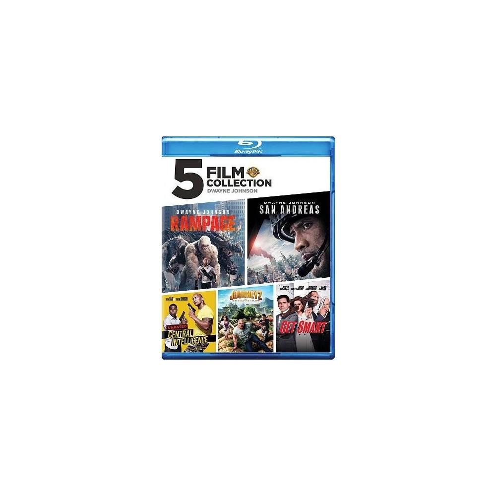 Dwayne Johnson Collection (Blu-ray)