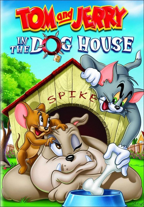 Tom & jerry:In the dog house (DVD) - image 1 of 1