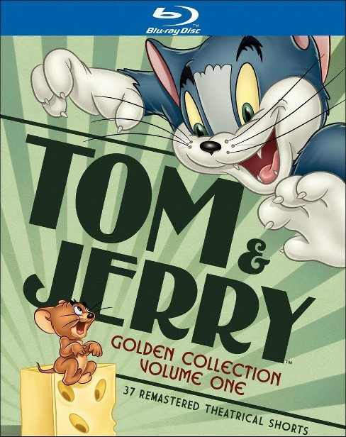 Tom & jerry:Golden collection vol 1 (Blu-ray) - image 1 of 1
