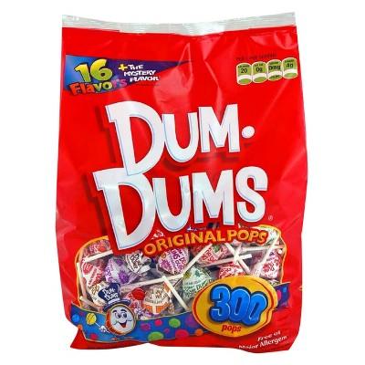 Hard Candy & Lollipops: Dum-Dums