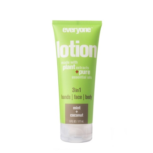 Everyone Lotion - Mint & Coconut - 6oz - image 1 of 1
