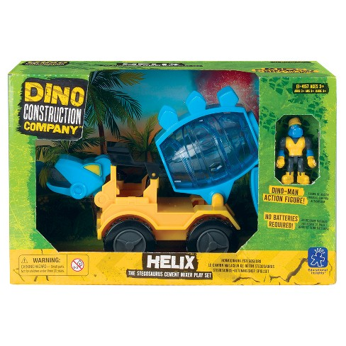 Educational Insights Helix The Stegosaurus Cement Mixer - image 1 of 4