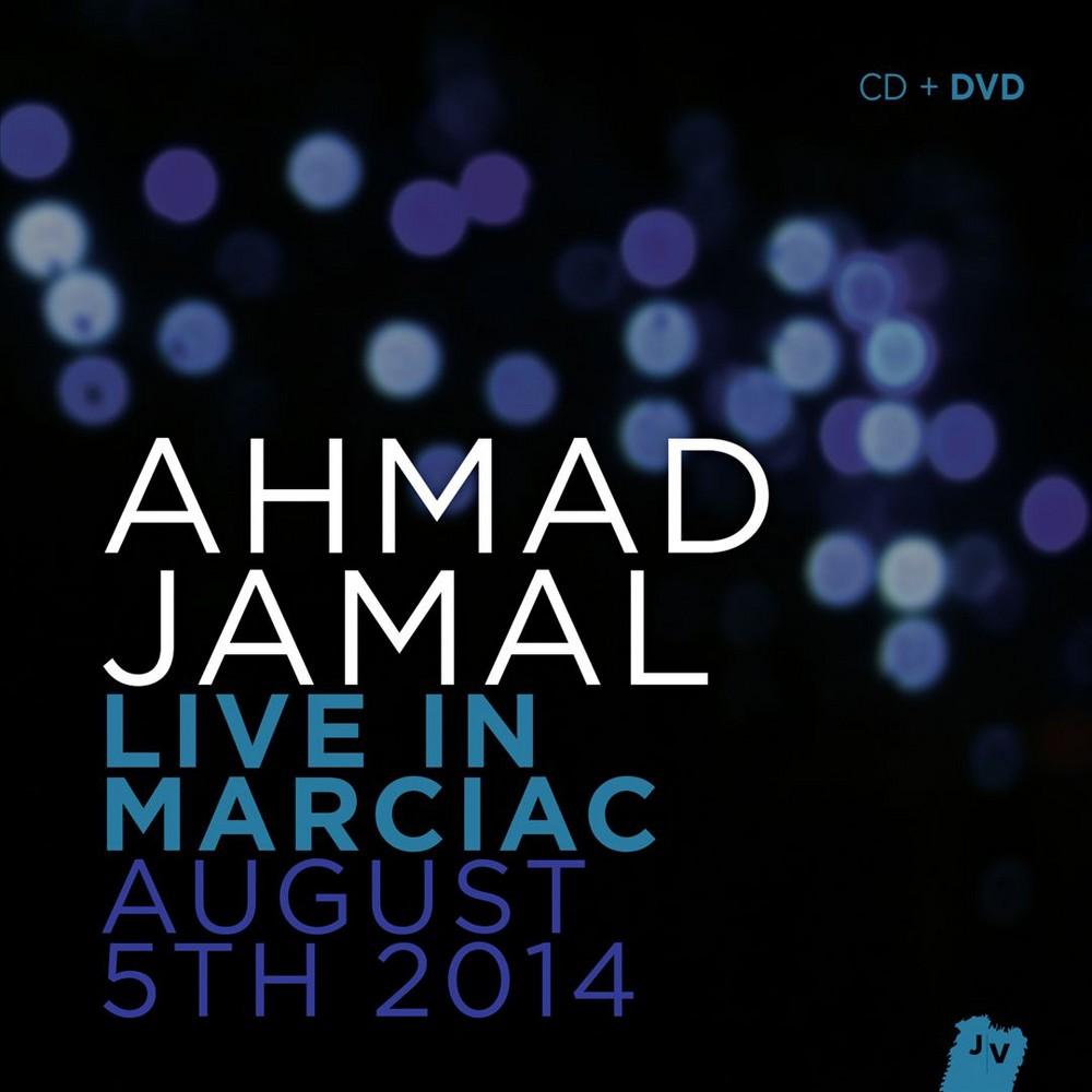 Ahmad Jamal - Live In Marciac 2014:Ahmad Jamal (CD)