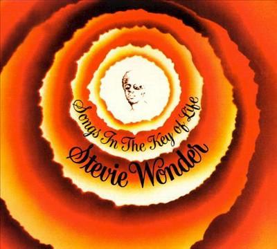 Stevie Wonder - Songs in the Key of Life (CD)