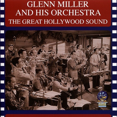Glenn & his miller - Great hollywood sound (CD) - image 1 of 1
