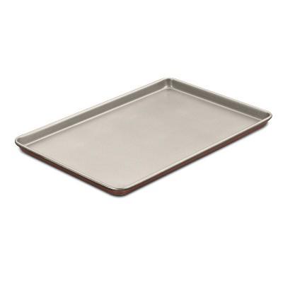 "Cuisinart Chef's Classic 17"" Non-Stick Bronze Color Baking Sheet  - AMB-17BSBZ"