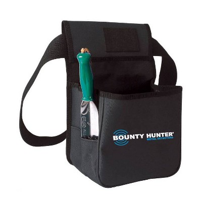 Bounty Hunter Pouch and Digger Combo - Black
