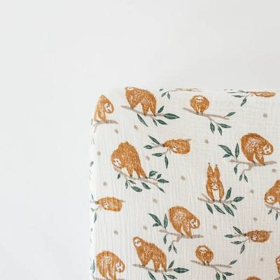 Clementine Kids Slow Living Crib Sheet