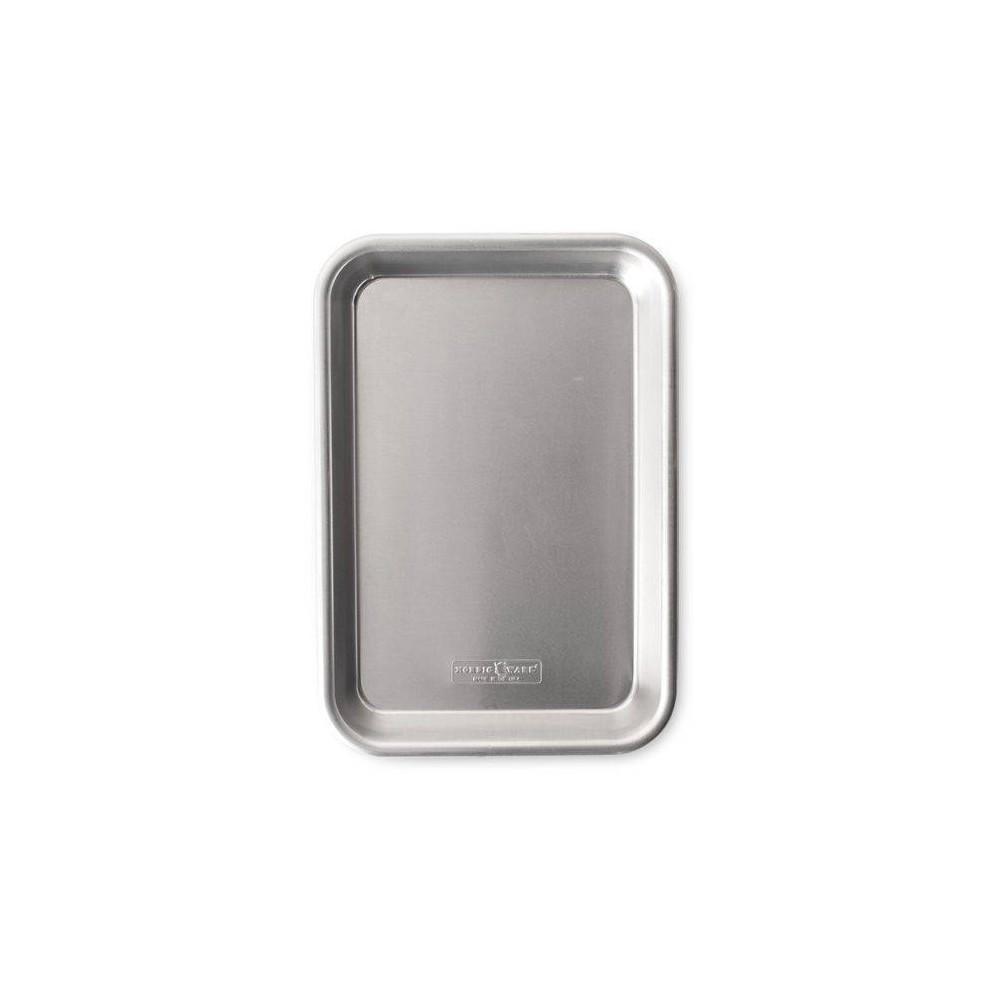 "Image of ""Nordic Ware 10""""x6.9"""" Aluminum Naturals Baking Pan, Silver"""
