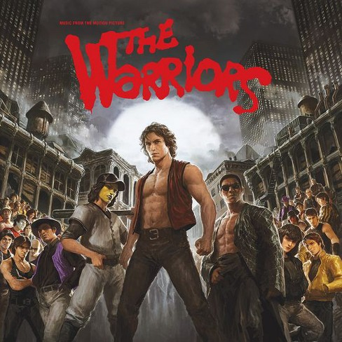 Various - Warriors( ost) (Vinyl) - image 1 of 1