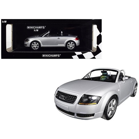1999 Audi Tt Roadster Silver Limited Edition To 300 Pieces Worldwide
