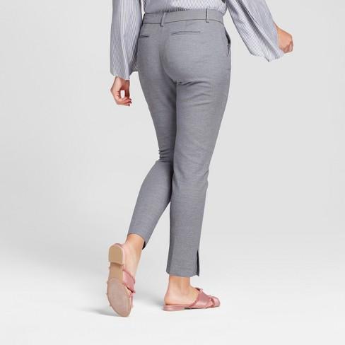 fe8057164d Women's Straight Leg Slim Ankle Pants - A New Day™