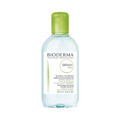 Bioderma Sebium H2O Micellar Water Makeup Remover