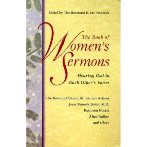 The Book of Women's Sermons - (Paperback) - image 1 of 1