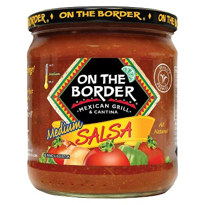 On the Border Salsa