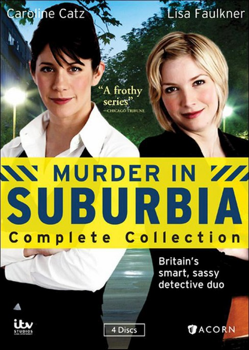 Murder in suburbia:Complete collectio (DVD) - image 1 of 1