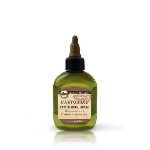 Difeel Castor Hair Oil - 2.5 fl oz - image 1 of 3