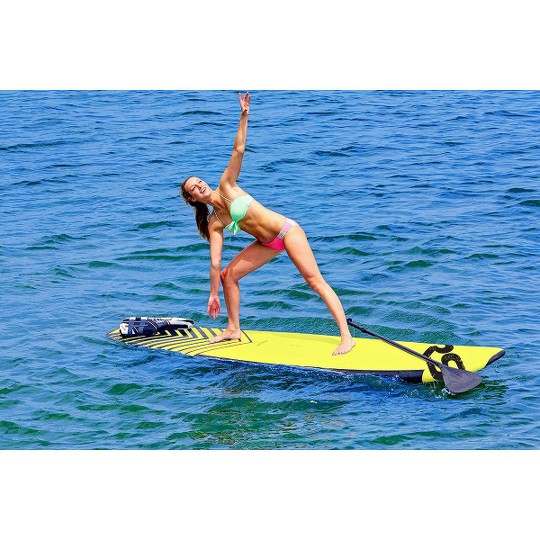 RAVE Sports 11' Chevron Soft Top Stand Up Paddle Board image number null