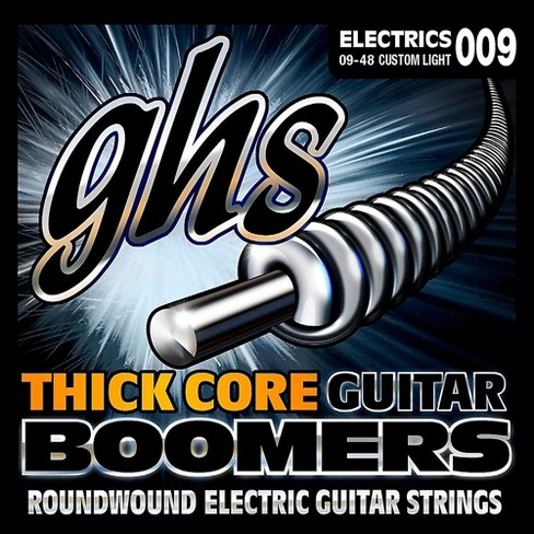 GHS HC-GBCL Thick Core Boomers Custom Light Electric Guitar Strings (9-48) - image 1 of 1