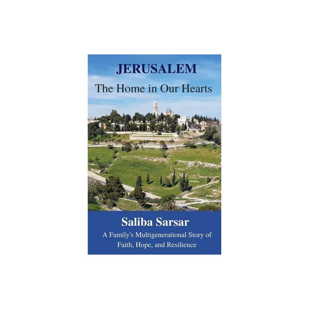 Jerusalem By Saliba G Sarsar Paperback