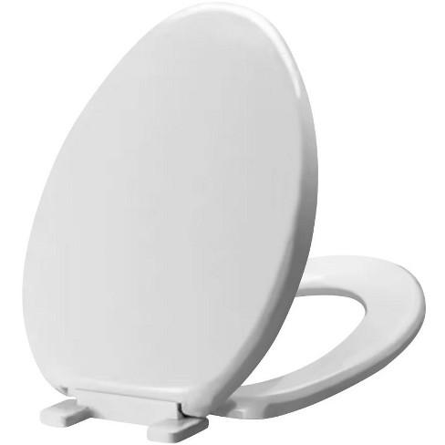 Miseno MNOS2000 Universal Slow Close Elongated Toilet Seat and Lid - image 1 of 3