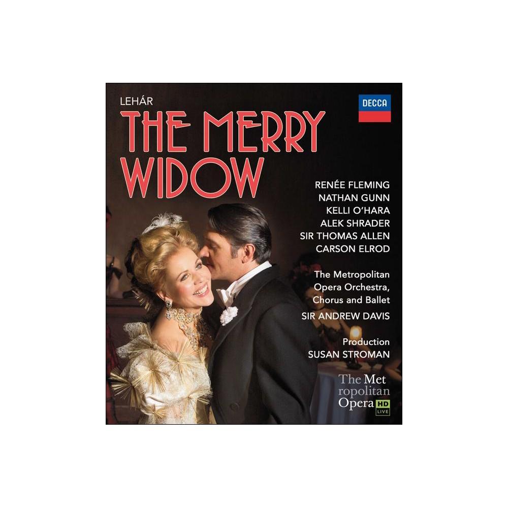 Merry Widow (Blu-ray), Movies