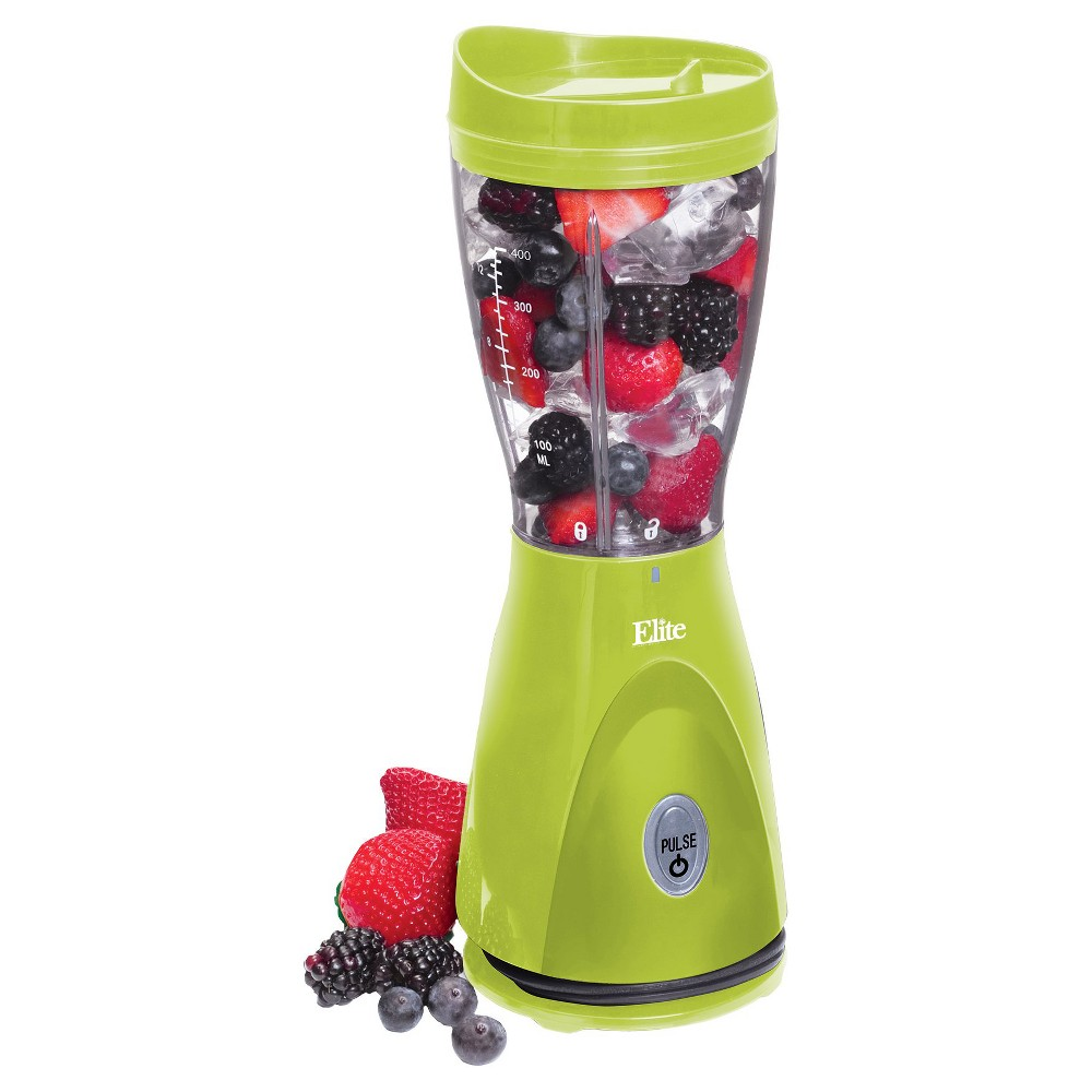 Elite Cuisine Personal Blender - Green 717056122609