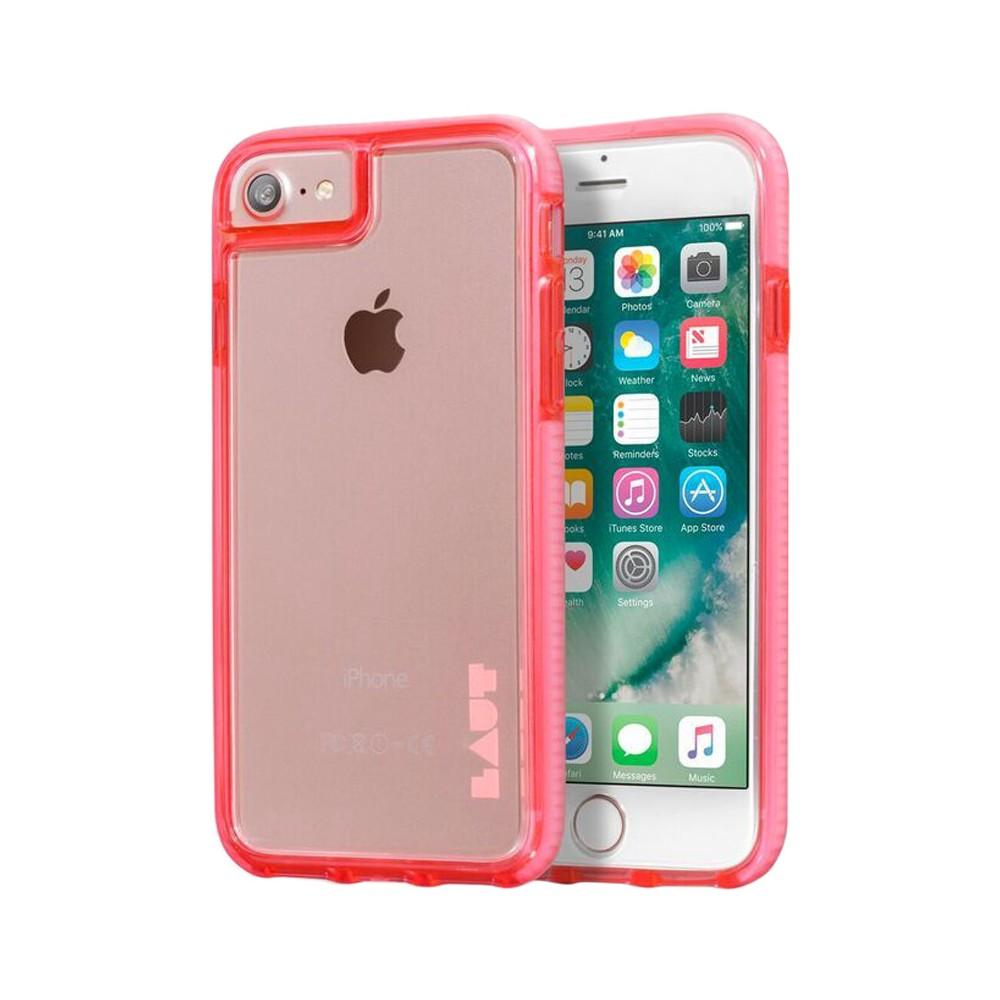 LAUT Apple iPhone 8/7/6s/6 Fluro Case - Pink