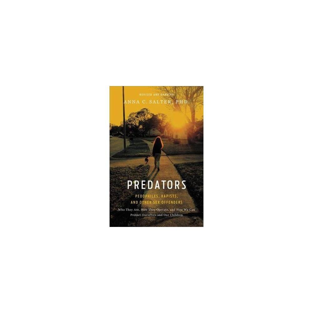 Predators - by Anna Salter (Paperback)