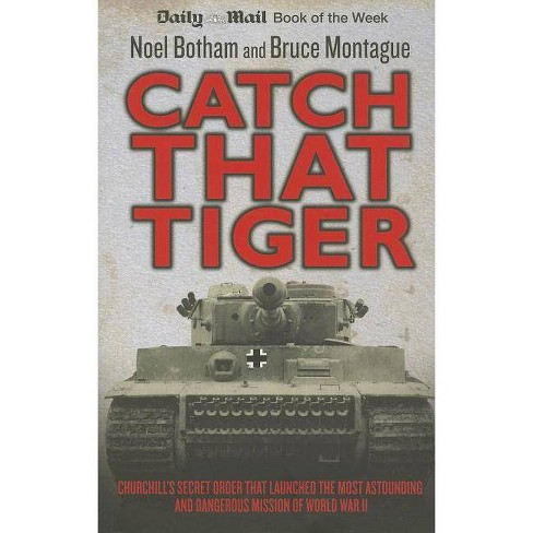 Catch That Tiger - by  Noel Botham & Bruce Montague (Paperback) - image 1 of 1