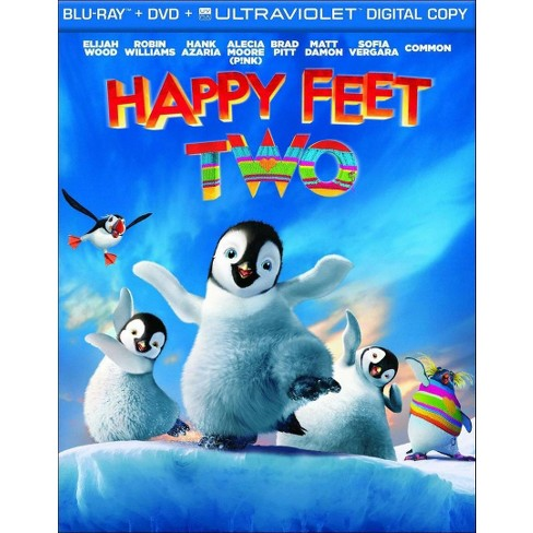 Happy Feet Two (3 Discs) (Includes Digital Copy) (UltraViolet) (Blu-ray/DVD) - image 1 of 1