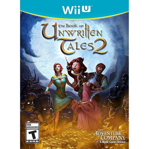 The Book of Unwritten Tales 2 Nintendo Wii U - image 1 of 1
