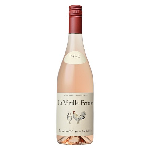 La Vieille Ferme Rose Wine - 750ml Bottle - image 1 of 1