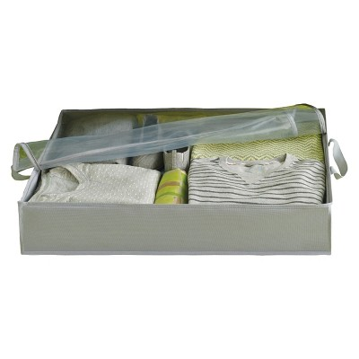 Underbed Storage Bag - Gray Mist - Room Essentials™