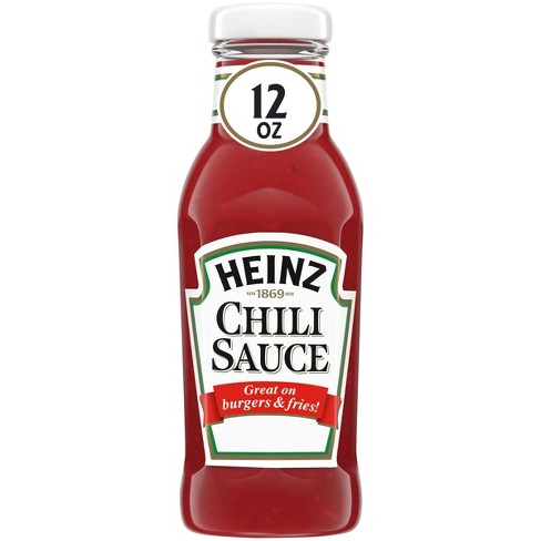 Heinz Chili Sauce - 12oz - image 1 of 4