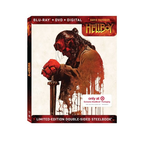 Hellboy (Target Exclusive) (Blu-ray + DVD + Digital) - image 1 of 2