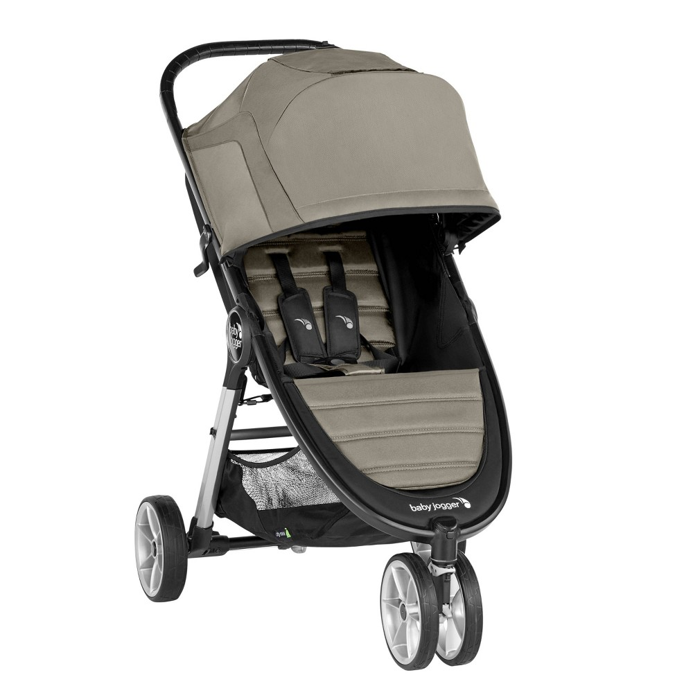 Image of Baby Jogger City Mini 2 Single Stroller - Sepia