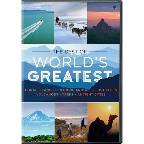The Best Of World's Greatest (DVD) - image 1 of 1