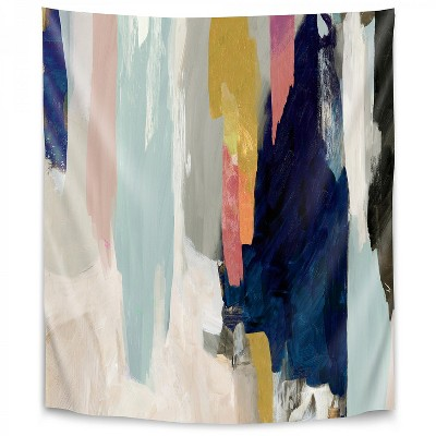Americanflat Somber by PI Creative Art Wall Tapestry