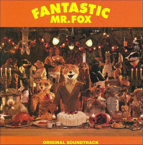Original Soundtrack - Fantastic Mr. Fox (Original Soundtrack) (CD) - image 1 of 1