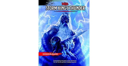 Storm King's Thunder (Hardcover) - image 1 of 1