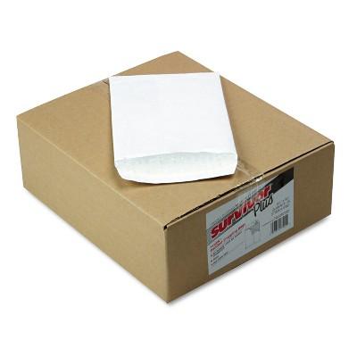 Survivor DuPont Tyvek Air Bubble Mailer Self Seal 6 1/2 x 9 1/2 White R7501