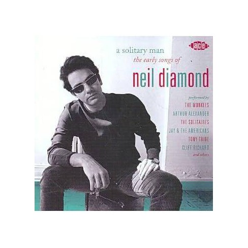 Neil Diamond - Solitary Man: The Early Songs of Neil (CD) - image 1 of 1