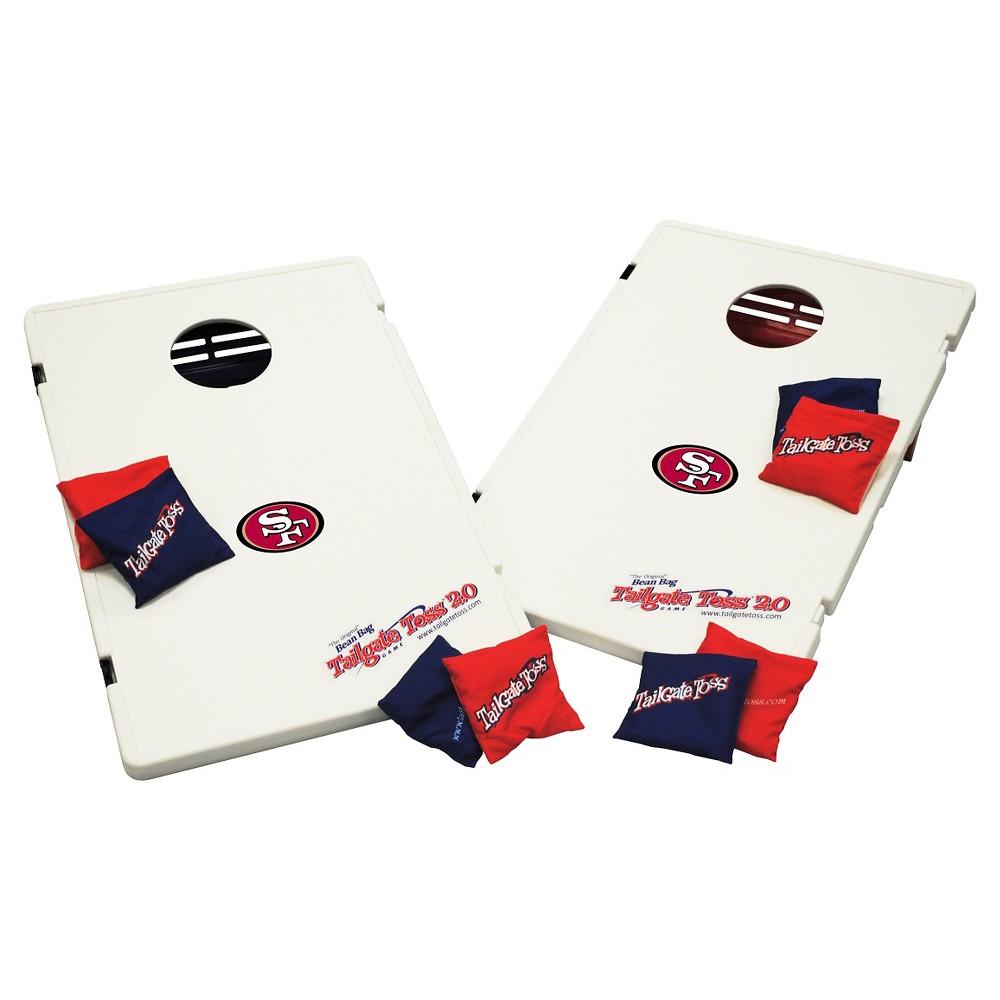 NFL San Francisco 49ers Wild Sports Tailgate Toss 2.0