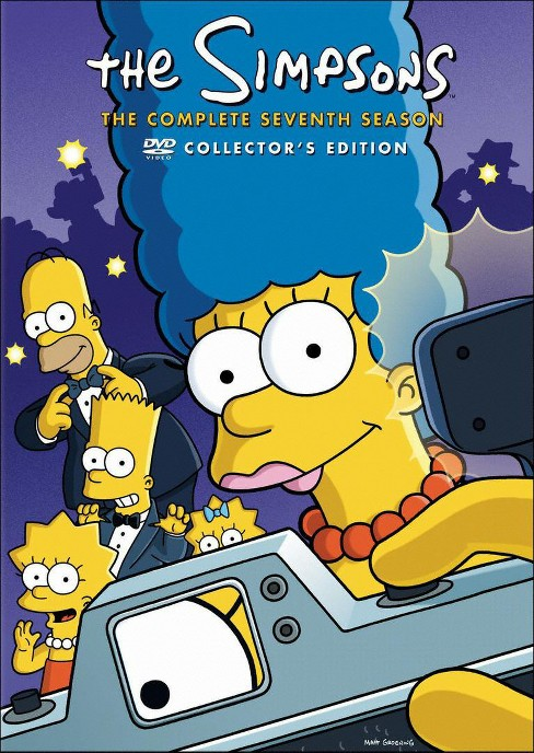 Simpsons:Season 7 (DVD) - image 1 of 1