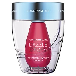 Connoisseurs Advanced Jewelry Cleaner Dazzle Drops