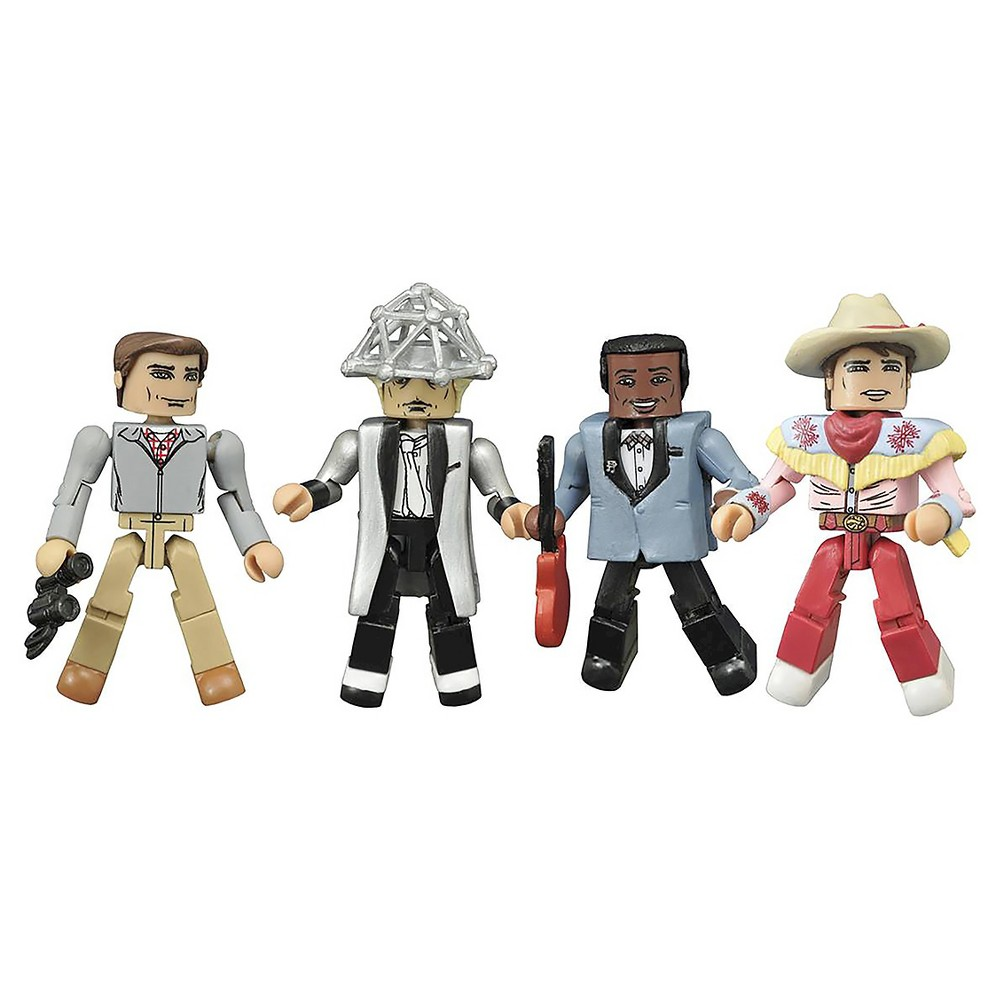 Diamond Select Toys Back to the Future Minimates 1955 Box Set